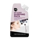 DERMAL Увлажняющая ночная маска с экстрактом ягод
