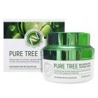 ENOUGH Успокаивающий крем с экстрактом чайного дерева для проблемной кожи