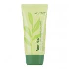 FARMSTAY Увлажняющий солнцезащитный крем с семенами зеленого чая SPF50+ PA+++