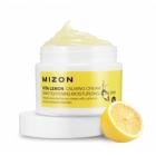 MIZON Успокаивающий крем  с экстрактом лимона и витамином С