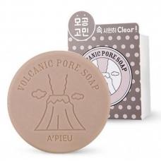 A'PIEU Volcanic Pore Soap