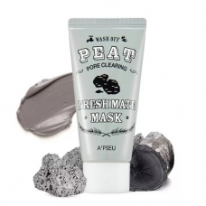 A'PIEU Fresh Mate Peat Pore Clearing Mask