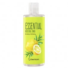 BERRISOM Essential Boosting Toner Lemon Calming & Refreshing