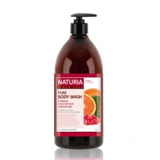 EVAS Naturia Pure Body Wash Cranberry & Orange