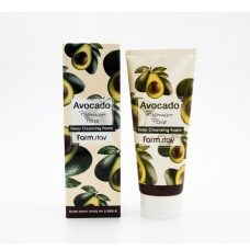 FARMSTAY Avocado Premium Pore Deep Cleansing Foam