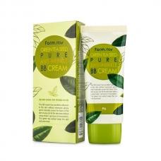 FARMSTAY Green Tea Seed Pure Anti-Wrinkle BB Cream