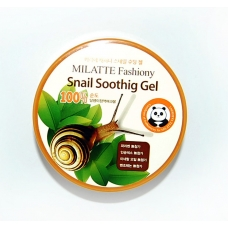 MILATTE Fashiony 100% Snail Soothing Gel