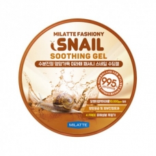 MILATTE Fashiony 100% Snail Soothing Gel
