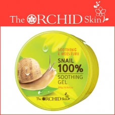 THE ORCHID SKIN Snail 100% Soothing Gel
