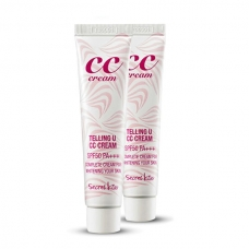 СС крем Telling U CC Cream SECRET KEY