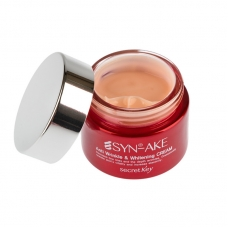 SECRET KEY SYN-AKE Anti Wrinkle & Whitening Cream