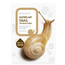 SEANTREE Art Snail 100 Mask Sheet