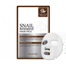 SECRET KEY Snail Intensive Mask Pack