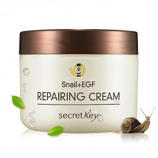 SECRET KEY  Snail + EGF Repairing Cream