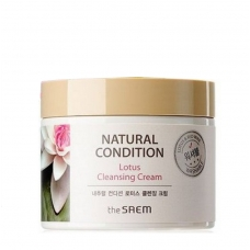 THE SAEM Natural Condition Lotus Cleansing Cream