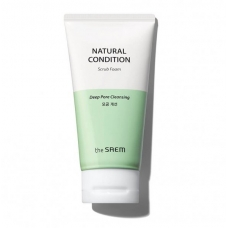 THE SAEM Natural Condition Scrub Foam