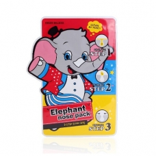 BAVIPHAT Urban Dollkiss 3-STEP Elephant Nose Pack