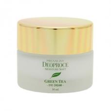 Deoproce Premium Green Tea Moisture Soft Eye Cream