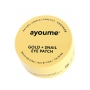 AYOUME Gold + Snail Eye Patch